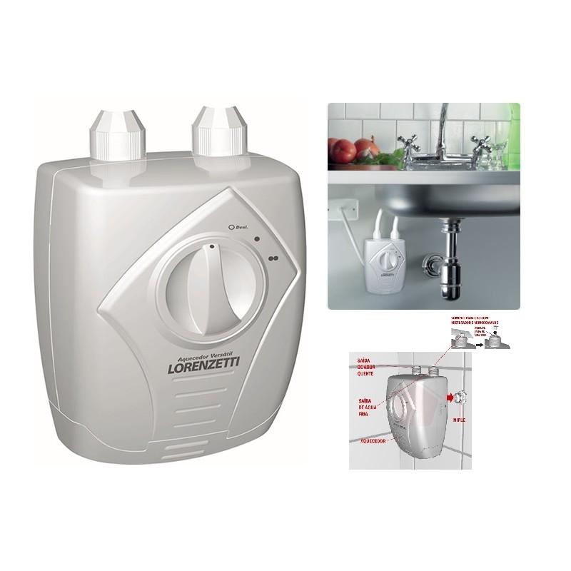 Rp calentador agua versatil electrico - Calentadores de agua baratos ...